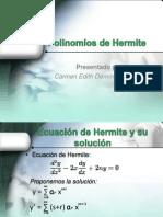 Polinomios de Hermite(1)