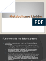 Metabolism o Lip i Dos
