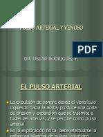 11 - Pulso arterial y Pulso venoso (Dr. Rodríguez)
