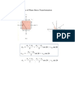 General Equations of Plane