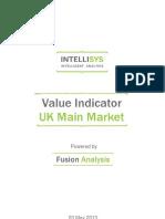 value indicator - uk main market 20130503