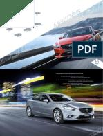 All-New Mazda6 Brochure