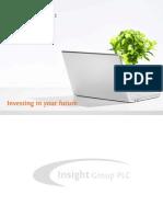 InsightGroup-CorporateBrochure