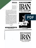 Irán. Islam y nacionalismo