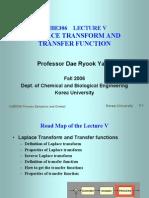 Laplace Transform's Guide...!