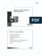 Sentaurus TCAD Training for CMOS Application (Synopsys_2009) _ OCR