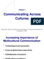 Communicating Across Cultures-Ch4