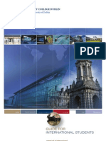 Guide for International Students 2011