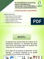 TIPOS DE VÁLVULAS.pptx