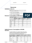 CE Consumption of Huawei RAN12.0