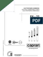 Catalogo Pompe Caprari