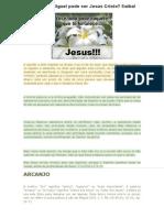 O Arcanjo Miguel Pode Ser Jesus Cristo