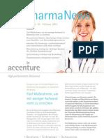Accenture PharmaNews 10 Feb2011