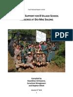 Dmsl Final Technical Report