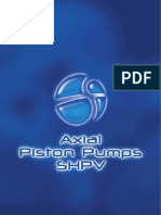 SMIT Axial Piston Pumps and Motors SHPV-SHMF
