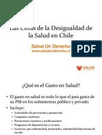 Salud en Chile en Cifras Desigualdad
