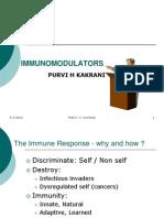 Immuno Modulator s