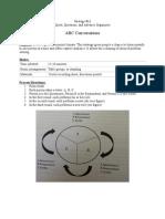 edu 429- abc conversation