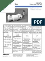 Tubo Para CT Philips, manual de usuario