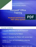 Microsoft® Office2KeyboardShortcuts