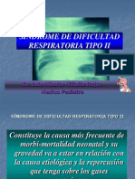 15.Sindrome Distress Respiratorio II