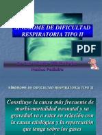 15.Sindrome Distress Respiratorio II