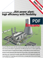 Emsland Germany Ka26 Ccpp Project Datasheet