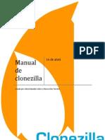 Manual de Clonezilla