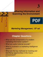 Chapter 3- Gathering Information and Scanning Infor