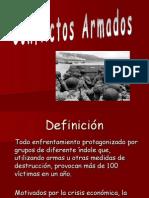 Conflictos armados.ppt