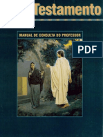 Manual Do Professor - Novo Testamento
