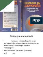 Despegue en Japonés - Larousse