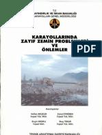 karayollarında zayıf zemin problemleri ve önlemler yayın no 266
