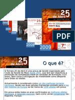 Info Torneio 25 Abril 2009 v2 PT