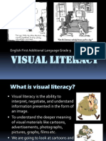 Visual Literacy Slides