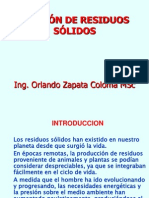 GESTION DE RESIDUOS SÓLIDOS INTRODUCCION.ppt