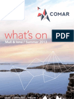 Comar Whats On Guide