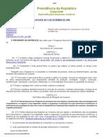 Codigo de Defesa Do Consumidor Lei n.8078 11 Setembro de 1990