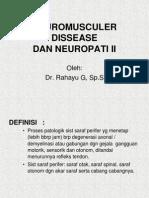 NEUROMUSCULER D Dan Neuropati 2.ppt