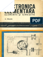 Electronica Elementara Elemente Si Circuite