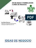 Ideas y Plan de Negocios Nagh