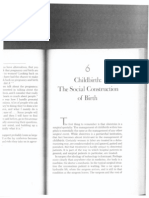 Barbara Katz Rothman-Childbirth-The Social Construction of Birth