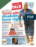 Straight Talk, September 2008