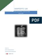iLib - Library Management Software (C#)