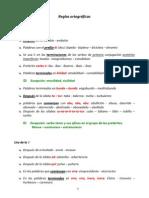 reglas ortograficas basicas