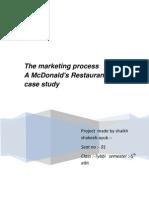 mc donalds marketing stratergy