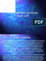 Breve Historia del Pop Art