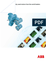 ABB Catalogue for LT Motor