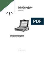 Guia de Configuracion Signaling Advisor
