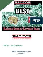 Baldor BE$T Features